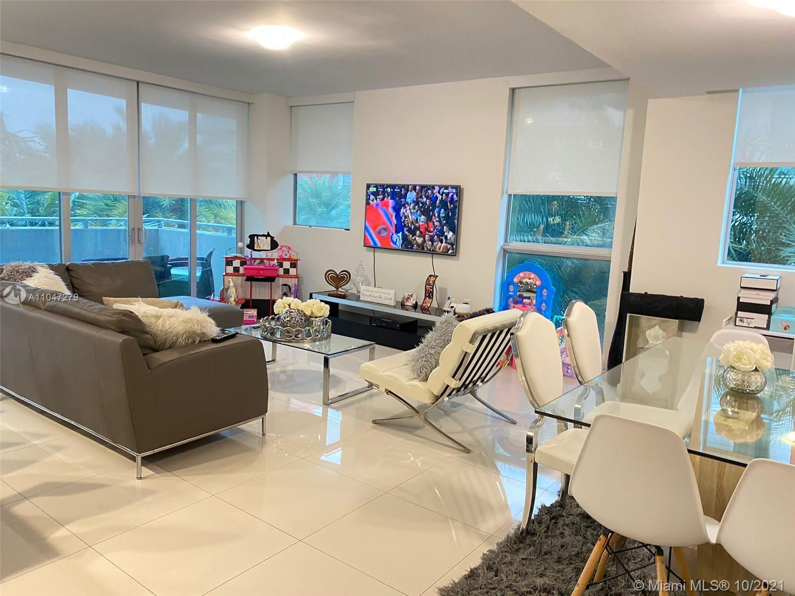 Condo for sale at midtown doral, high impact windows with a beautiful relaxing view. Tenant occupied