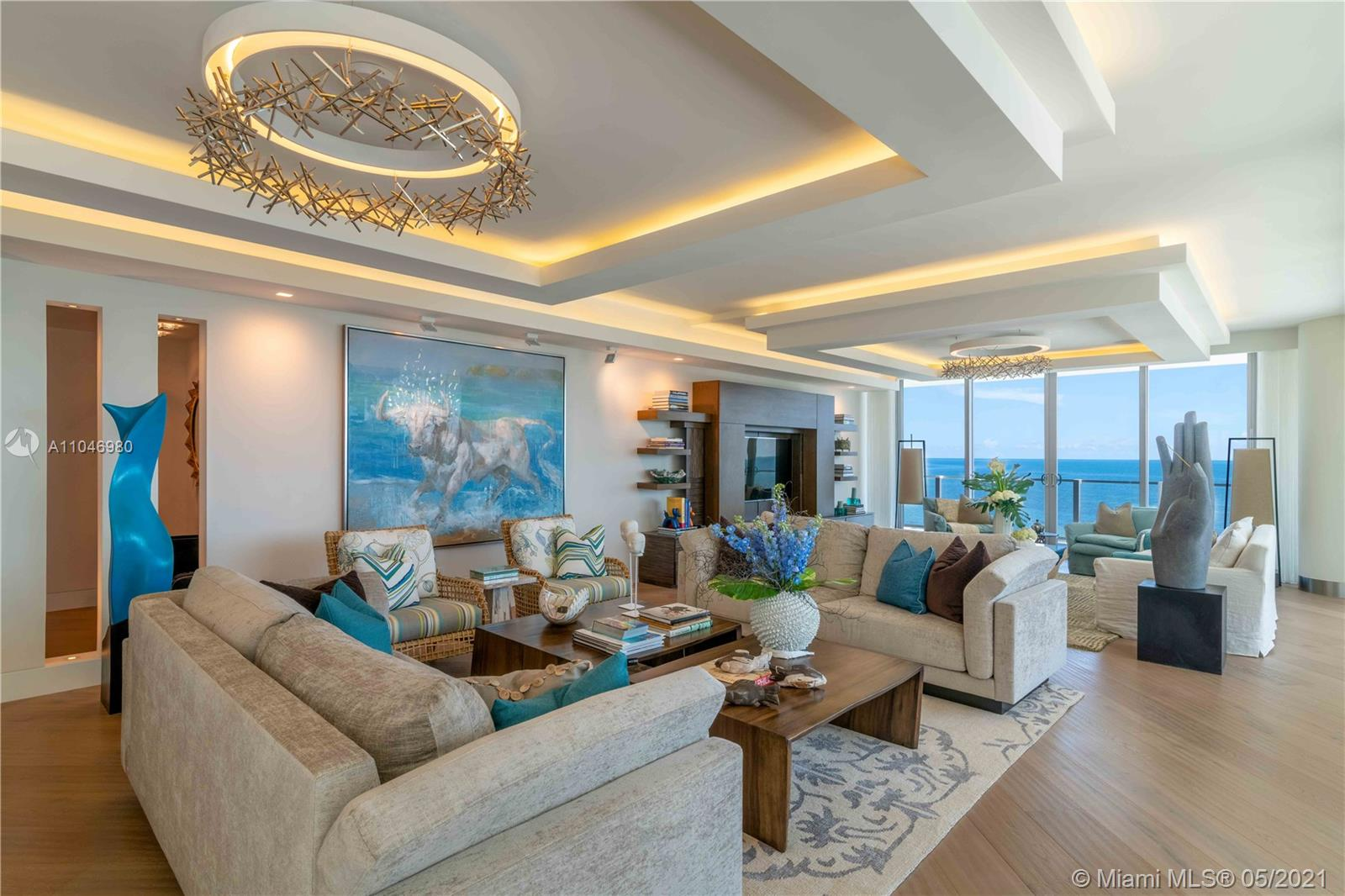 360  Ocean Dr #601S For Sale A11046980, FL