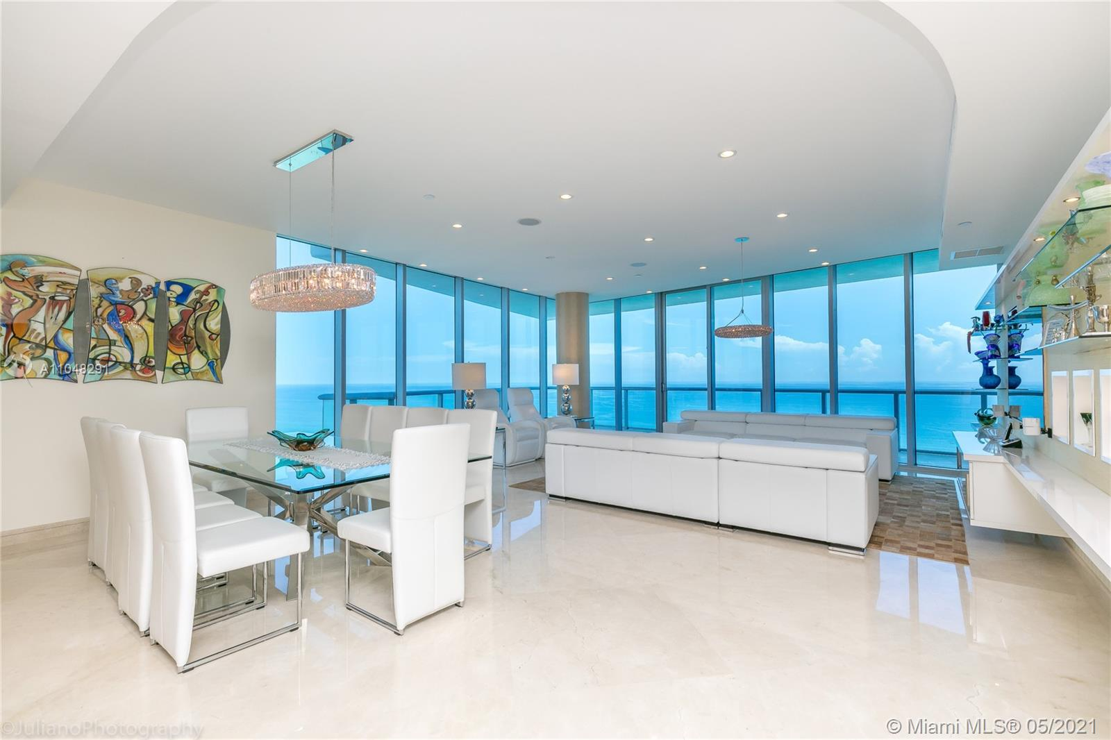 SPECTACULAR PENTHOUSE UNIT AT JADE BEACH  46 FLOOR GREAT VIEWS ,OCEAN DIRECT AND BEST SUNNY ISLES SUNSET VIEWS!!! MANSION ON THE SKY!!!PRICED FOR QUICK SALE!!! CALL L.A FOR SHOWINGS