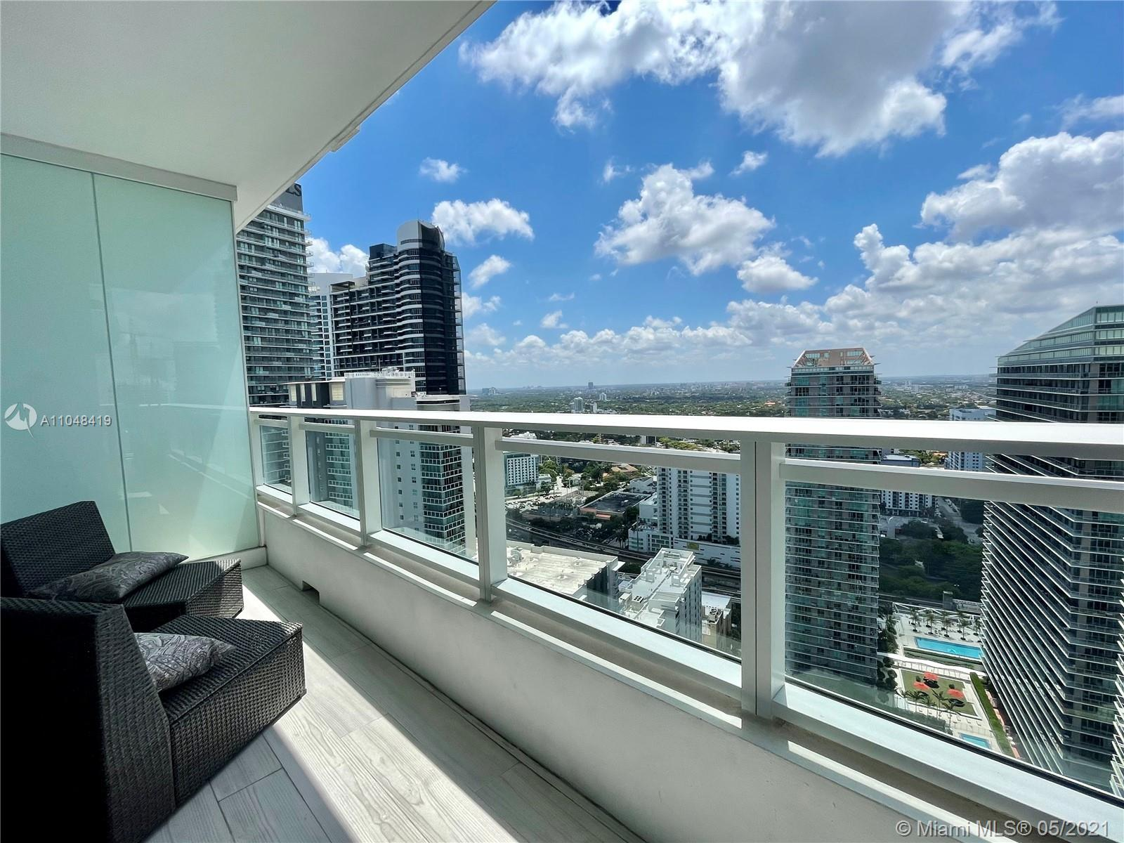 1080  Brickell Ave #3705 For Sale A11048419, FL