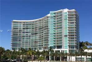 Beautiful unit in luxurious water front bldg. Serene picturesque nighttime views like an European riviera. Building features high speed internet, fingerprint security system. Enjoy the lifestyle with lot of amenities; Resort style pool, Private Movie Theater, Billiard Room, Social Room and Wine Vault Room with private balcony & ocean view, Tennis, Pool, Barbecue Grill. The unit itself features European design gourmet kitchen, Viking® ss appl. Poggenpohl® cabinetry, very spacious bedrooms, walk-in closets, 48' outdoor balcony