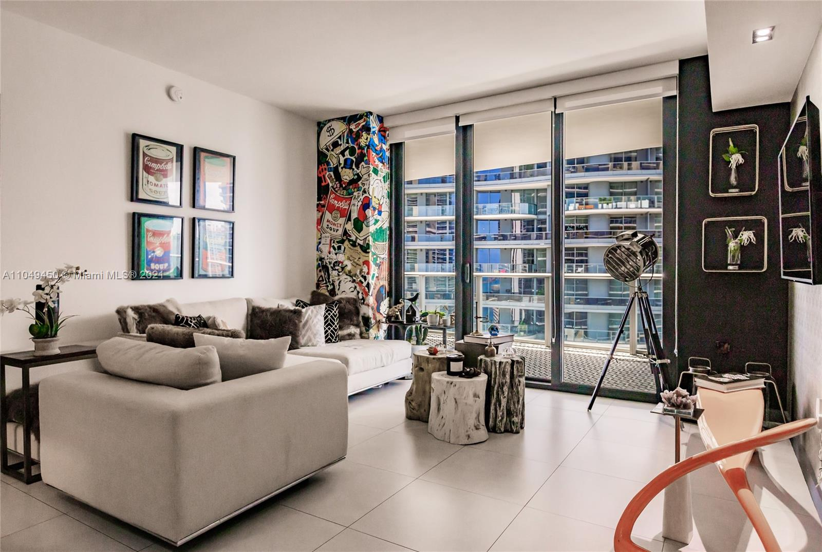 BEAUTIFUL corner unit in one of most desirable buildings in Brickell. This is one of the largest units, 3 beds (Den was converted into a bedroom with a full bathroom) and 3 baths and large balcony for entertaining. Many upgrades and renovations. Unit has two parking spaces and storage included. 1010 Brickell is well knows for its amazing amenities: Two stories offering basketball and squash courts, beautiful social room with huge terrace, fully equipped gym, arcade room with bowling, golf simulator, video games.. playgroung with climbing wall; running track, indoor heated pool, Hammam Spa with Sauna and Steam room. Magnificent pool with amazing views on the 50th floor with jacuzzi, delicious restaurant, bbq area and outdoor movie theater. And BEST location in Brickell!! Motivated Seller!!
