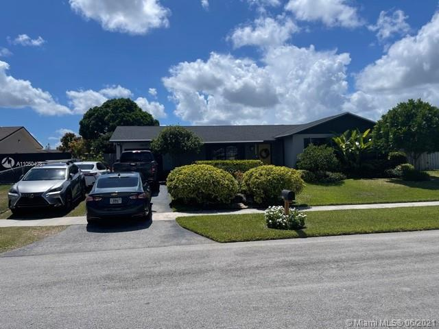 Move-In Ready, This beautiful 3 bedroom, 2 bathroom home in Homestead, FL is waiting for a new family! This stunner home has it all with a whole list of improvements that you can find in the attachment's.