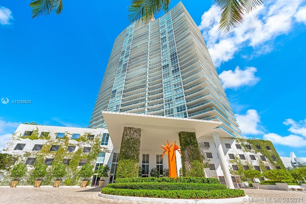 """Beautiful, luxury condo in the famous Icon building located in South Beach in the coveted """"South of Fifth"""" district. This unique unit has a flexible floor plan in that it has sliding doors that separate the living room from the master bedroom/bath, if desired. 1108 is a mirrored masterpiece with mirrors covering the living room, powder room and master vanity...giving it a glamorous, modern, Philippe Stark feel. This 1Br, 1.5 Ba unit is equipt w/ washer/dryer, walk-in closet & spectacular floor to ceiling windows showcasing views of the intercoastal (Star Island), City of Miami Beach and the Ocean. Unit comes w/ parking space, Miele appliances, sub zero refrigerator, and jacuzzi oversized tub."""