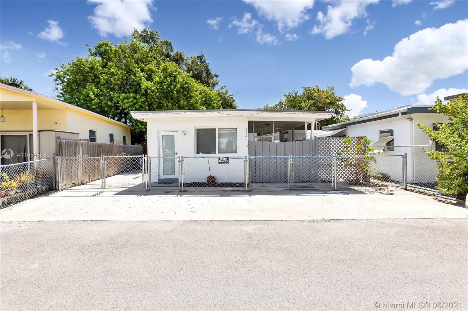 13541 NE 20th Ave  For Sale A11050583, FL