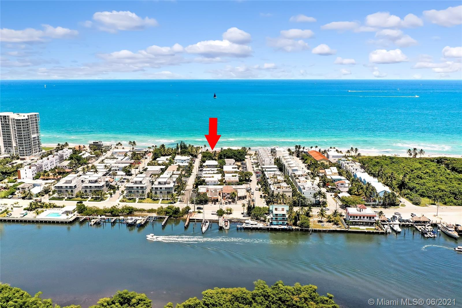 5614 N Surf Rd  For Sale A11046463, FL