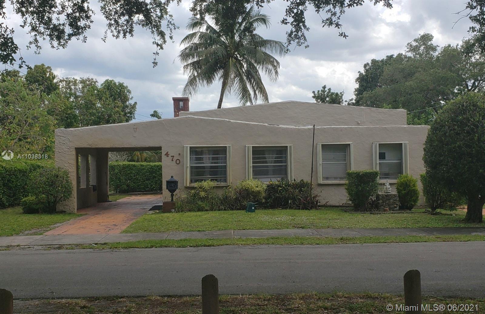 470 NE 130th St  For Sale A11038318, FL