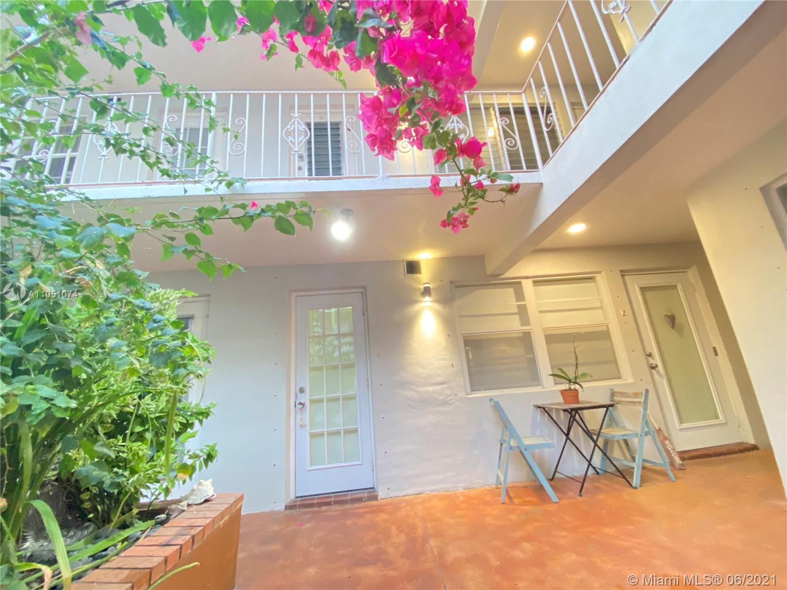 1698  Jefferson Ave #7 For Sale A11051074, FL
