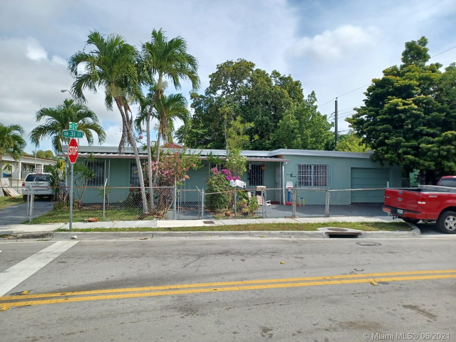 1200 NW 31st St  For Sale A11049776, FL
