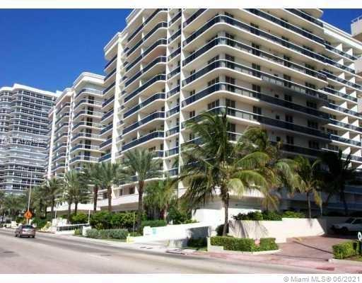 9595  Collins Ave #N8-H For Sale A11051822, FL