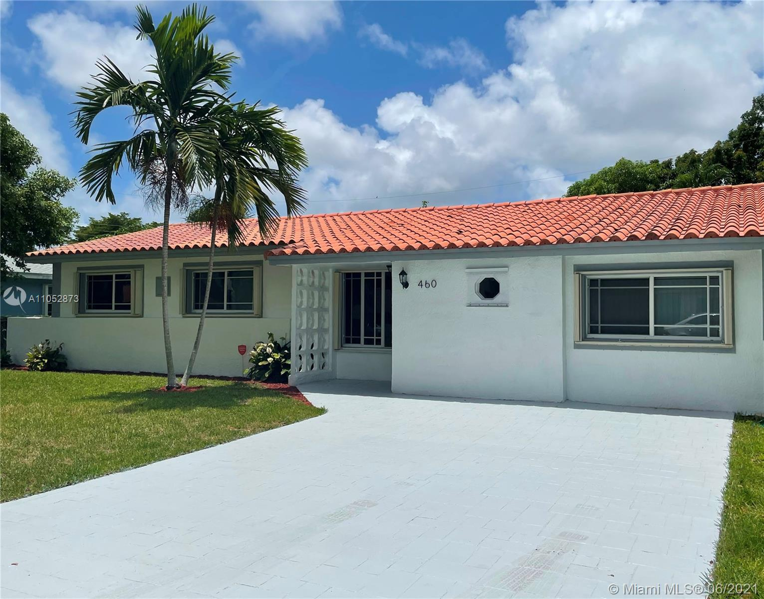 460 NW 88th Ter  For Sale A11052873, FL