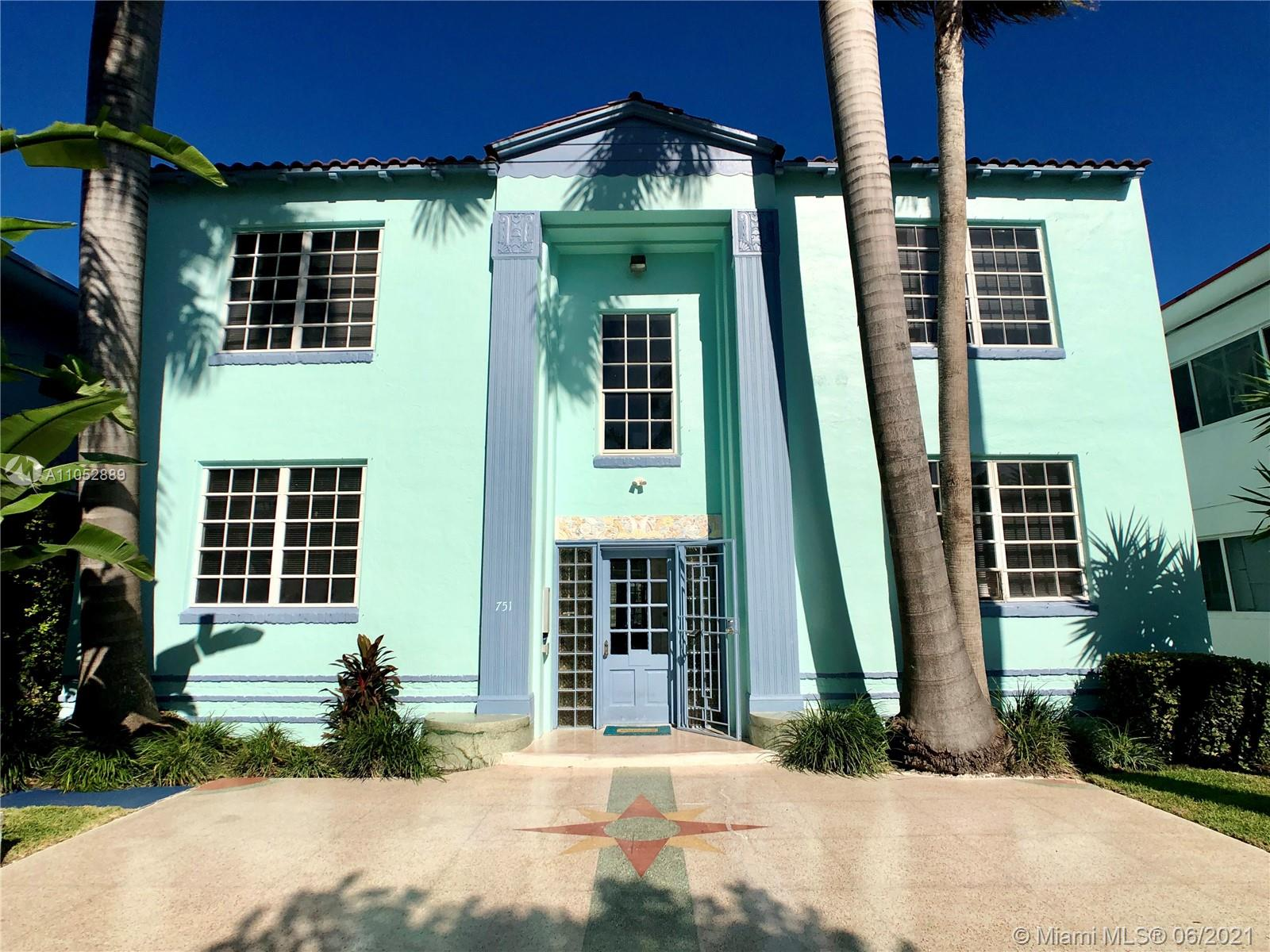 751  Euclid Ave #2A For Sale A11052889, FL