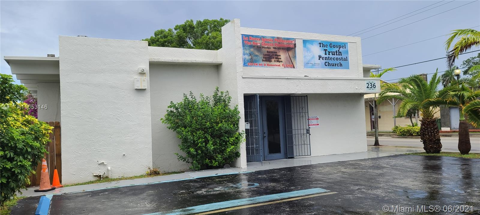 236 SW 4th St  For Sale A11053146, FL