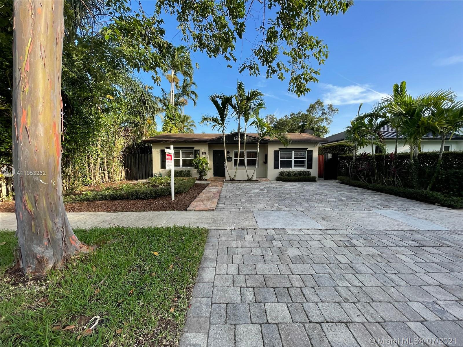 5744 SW 54 Ter  For Sale A11053262, FL