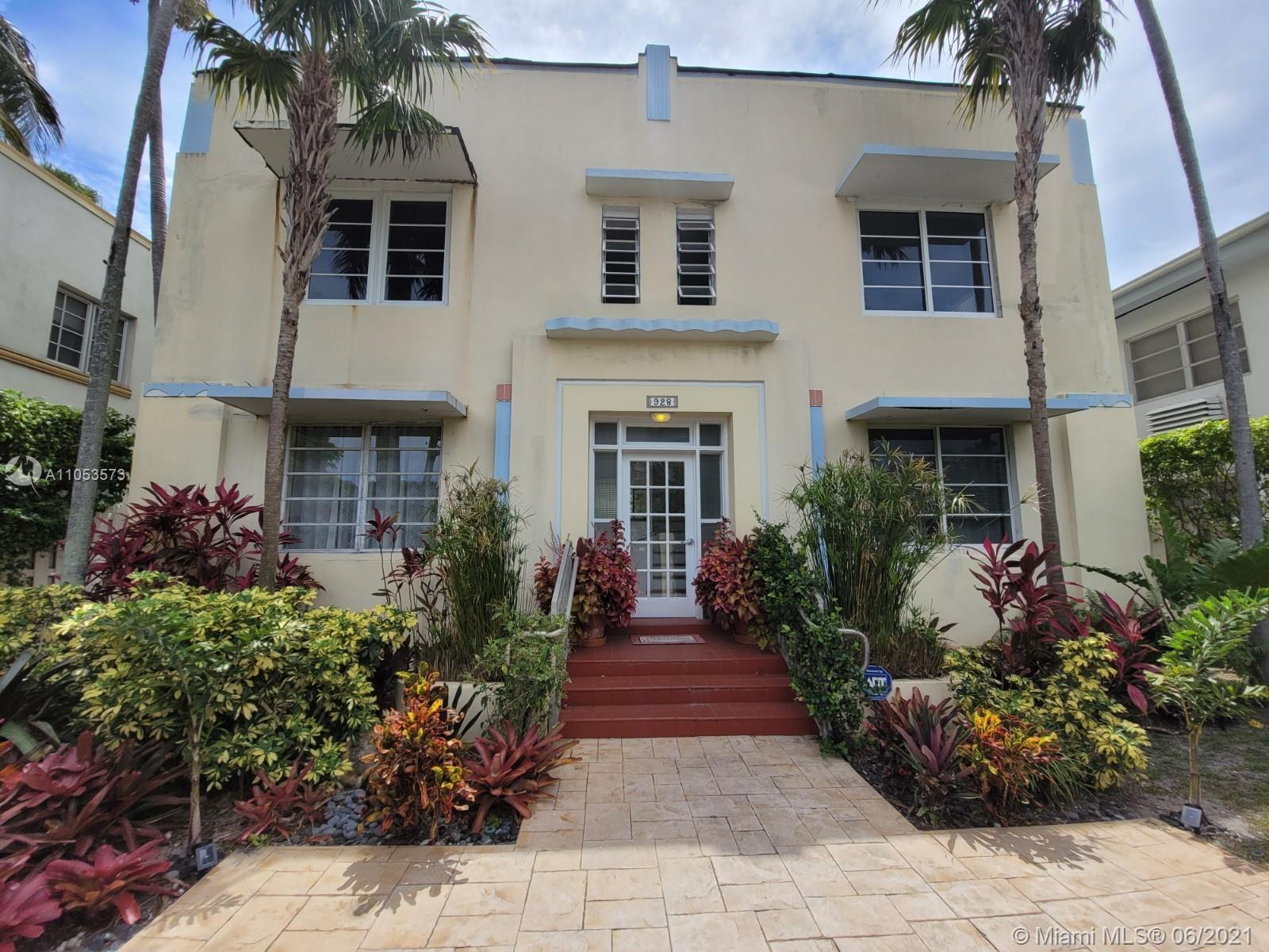 928  Euclid Ave #5 For Sale A11053573, FL