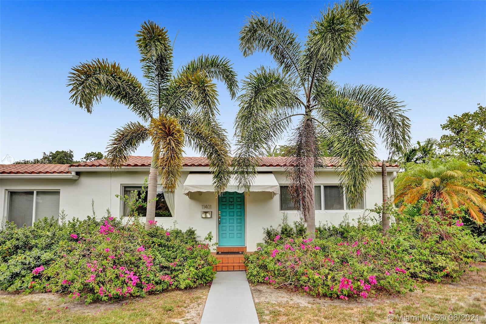 11401 NE 10 Ave  For Sale A11051335, FL