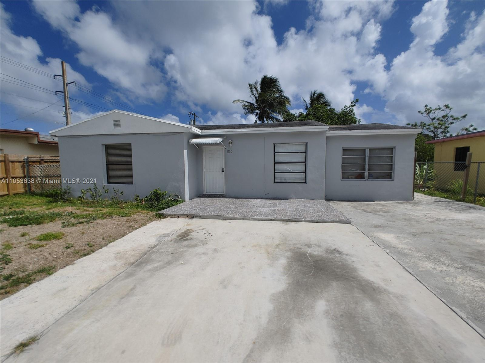 510 NW 108th St  For Sale A11053638, FL