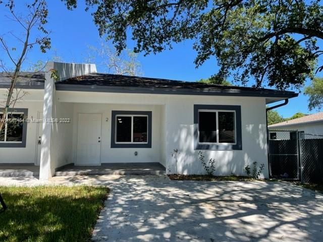 9701 NW 25th Ave  UNIT 2  For Sale A11048404, FL