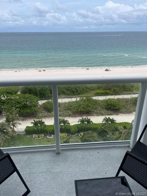 Pure Ocean!!!!  Beautifully appointed apartment with a view to die for. In a great location, only a few blocks from the famous Bal Harbour Shops, the stores of Surfside Publix etc.