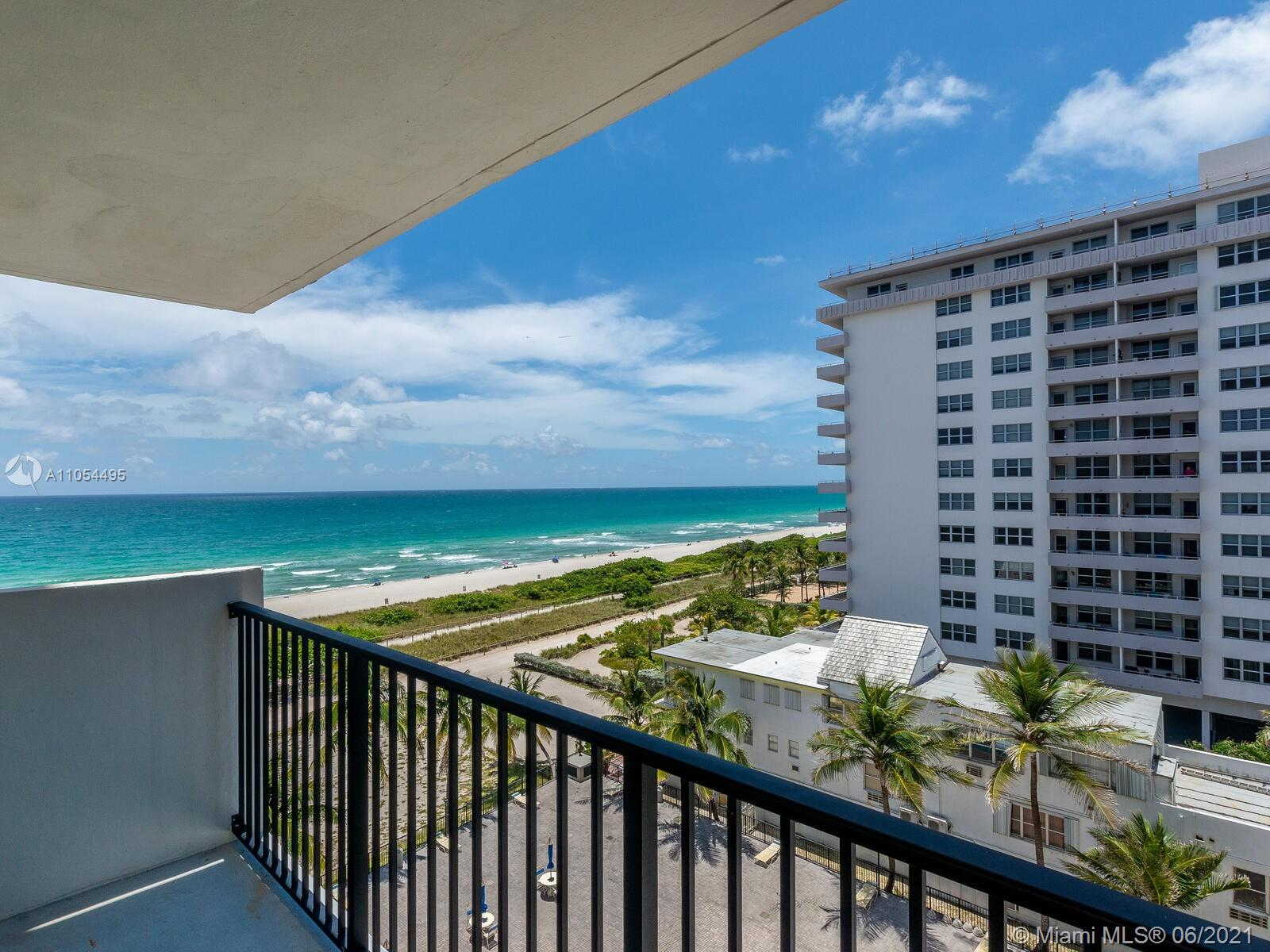 9273  Collins Ave #703 For Sale A11054495, FL