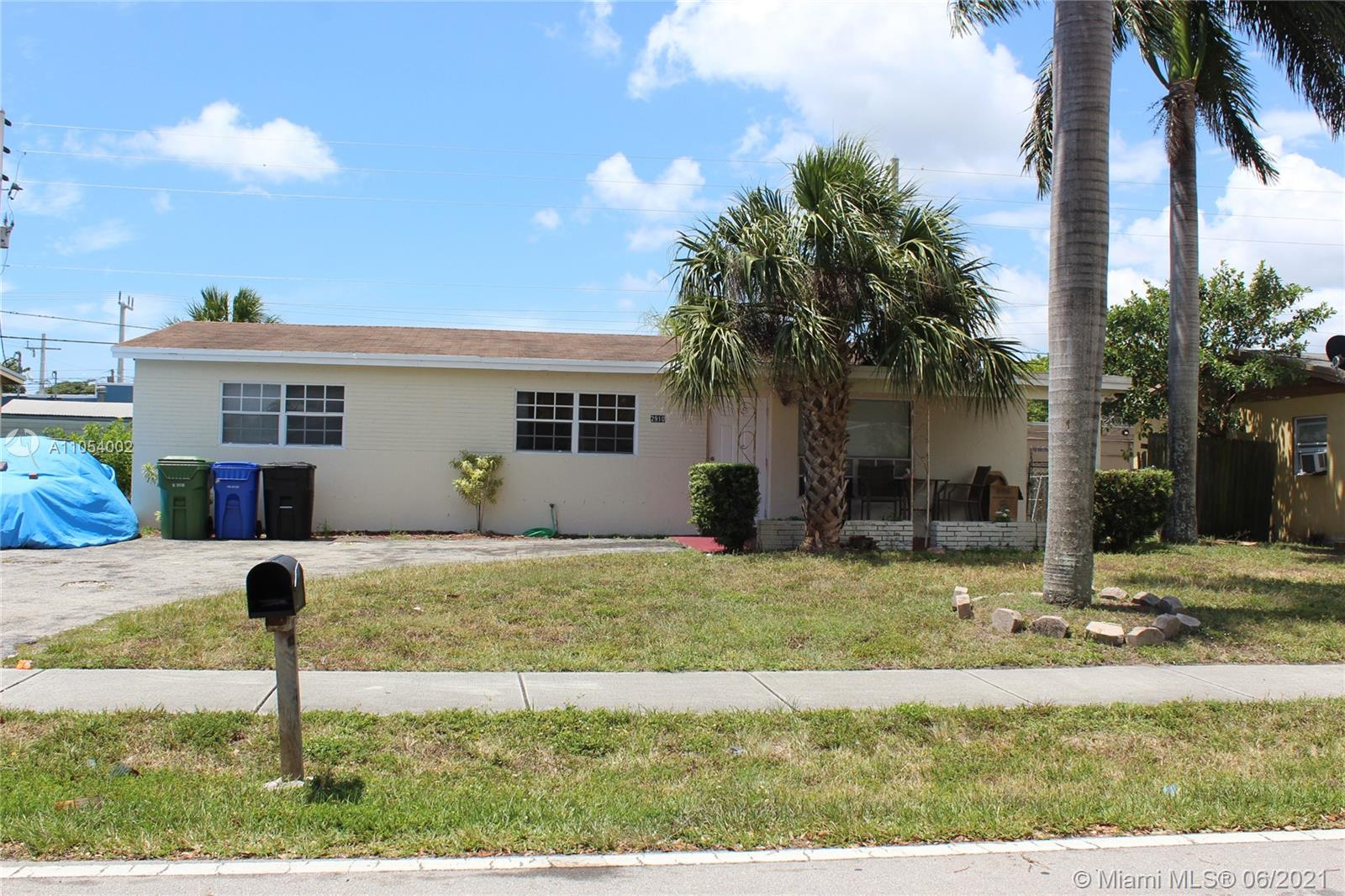 2910 NW 20th St  For Sale A11054002, FL