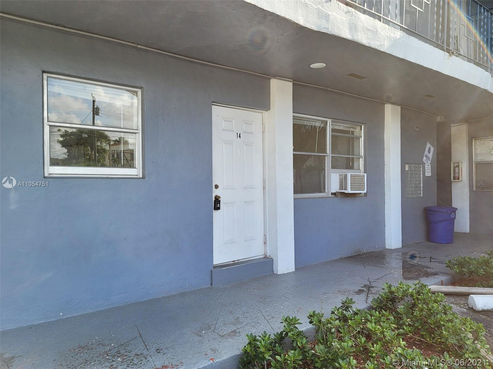 60 NW 76th St #14 For Sale A11054751, FL