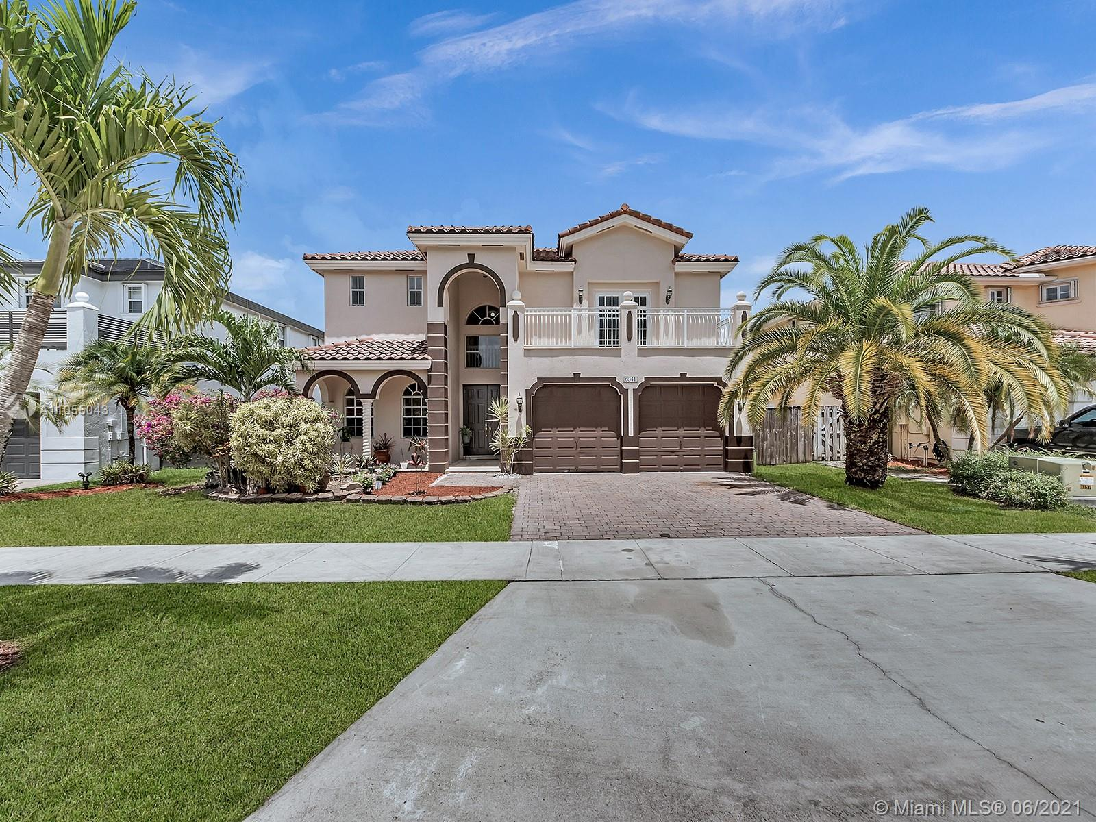 6341 SW 163rd Ct  For Sale A11055043, FL