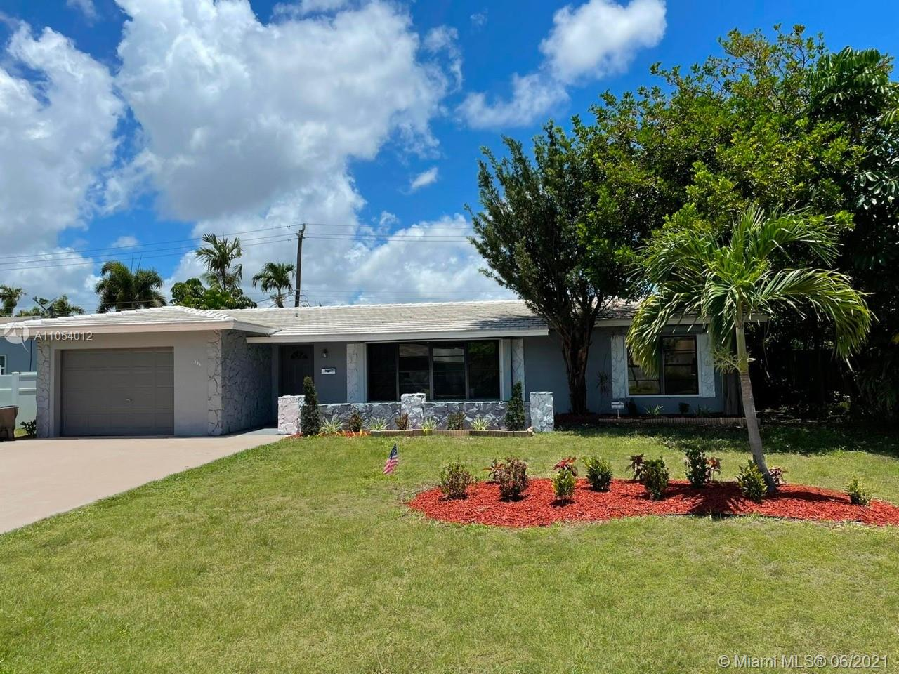 Beautiful renovated home ready for you to move in! 2,149 sq ft under air w a pool!