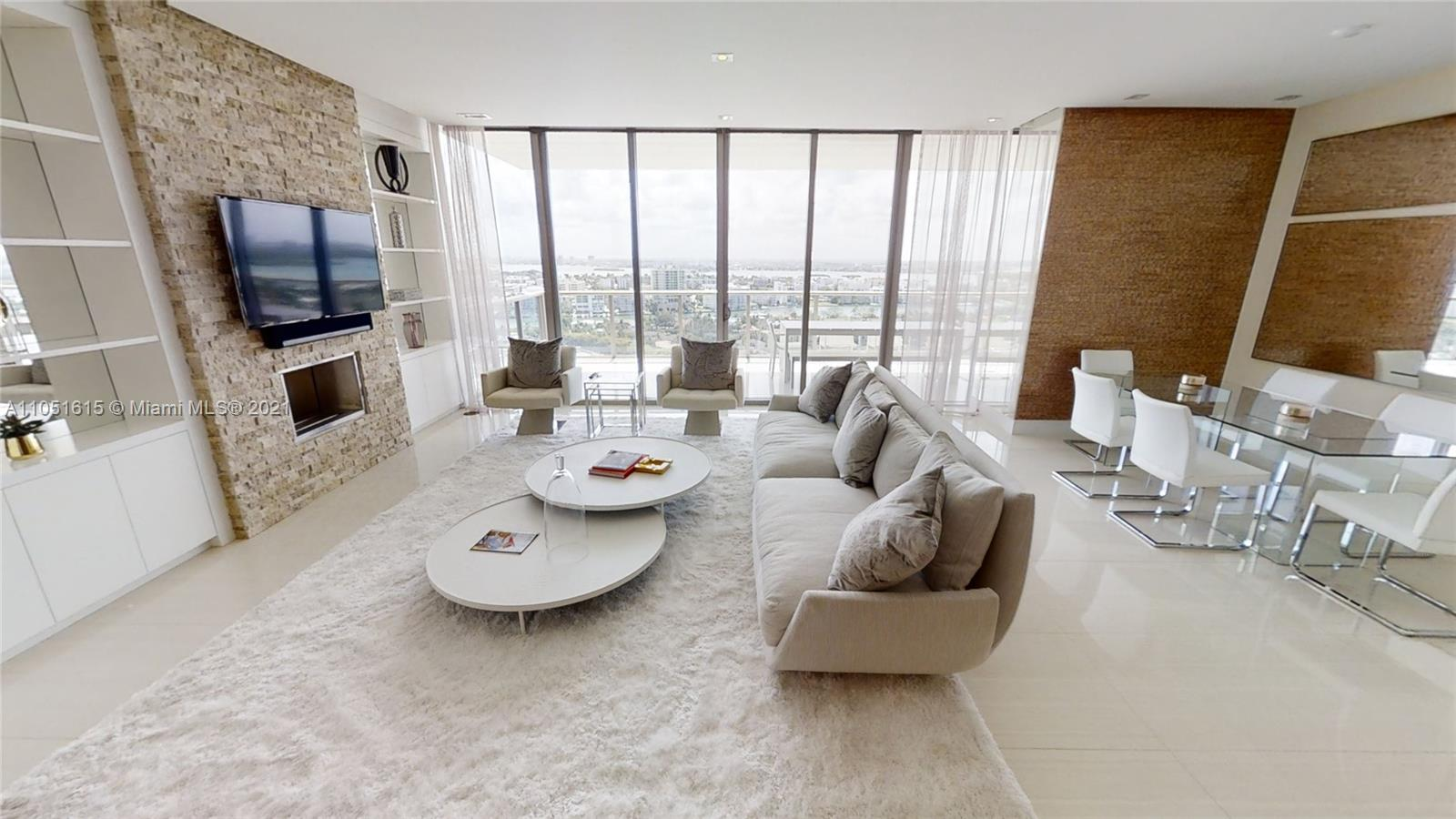 9705  Collins Ave #1905N For Sale A11051615, FL