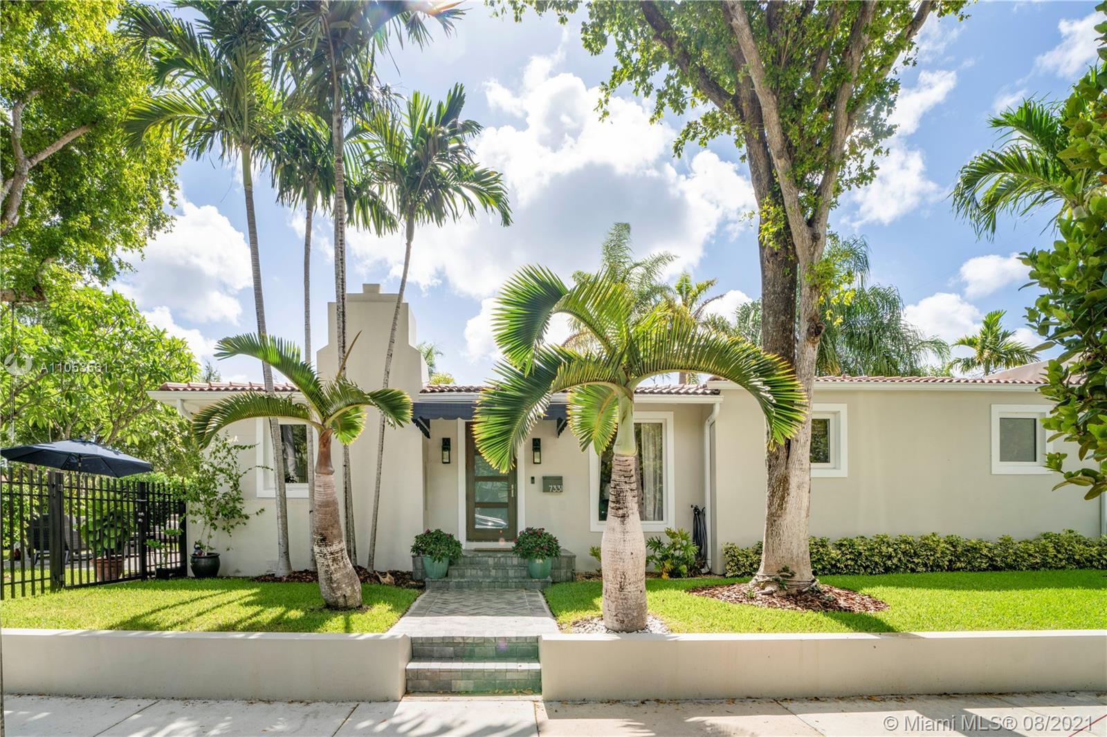 7331 NE 7th Avenue  For Sale A11053561, FL