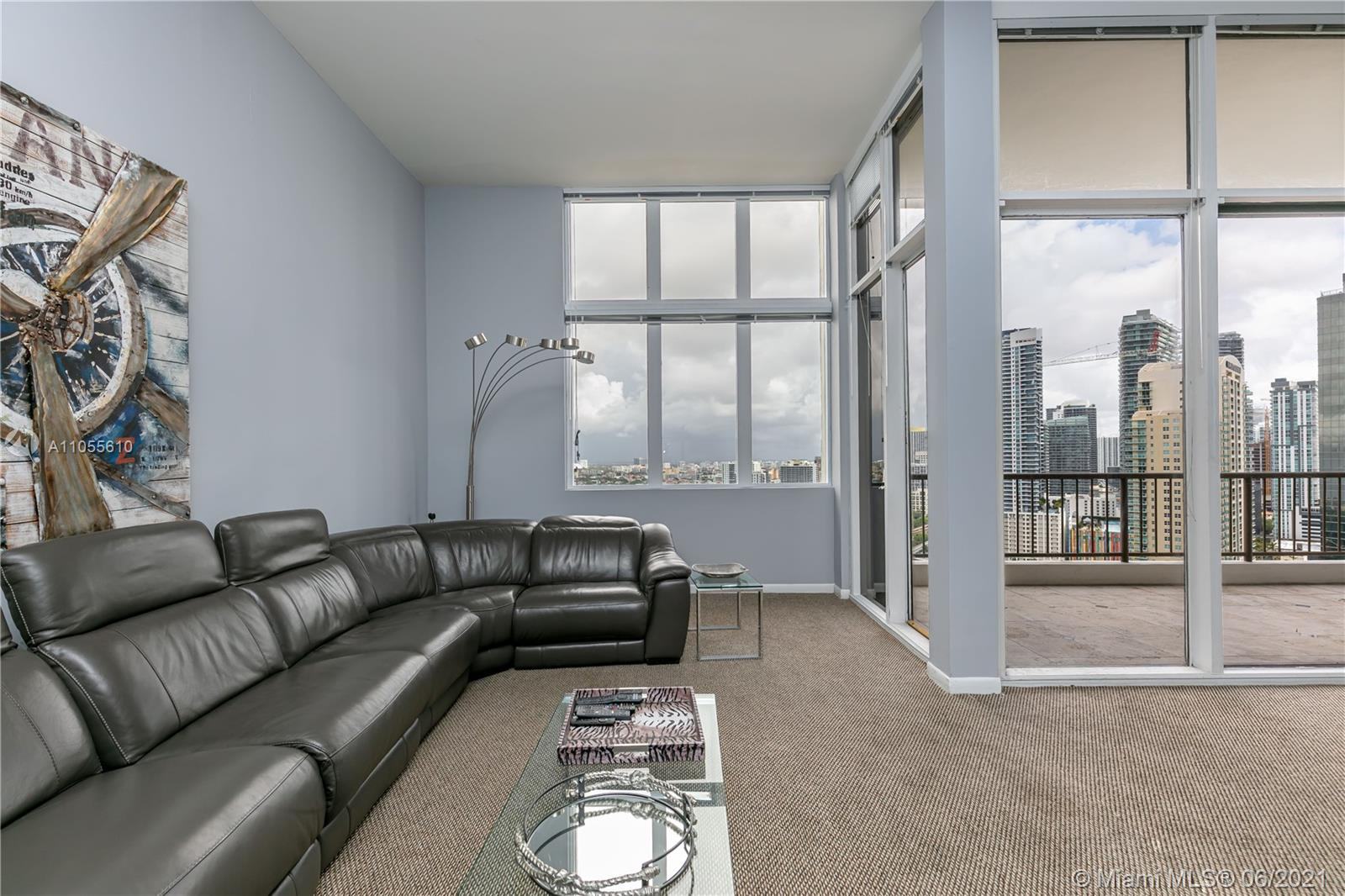 1581  Brickell Ave #T207-T208 For Sale A11055610, FL