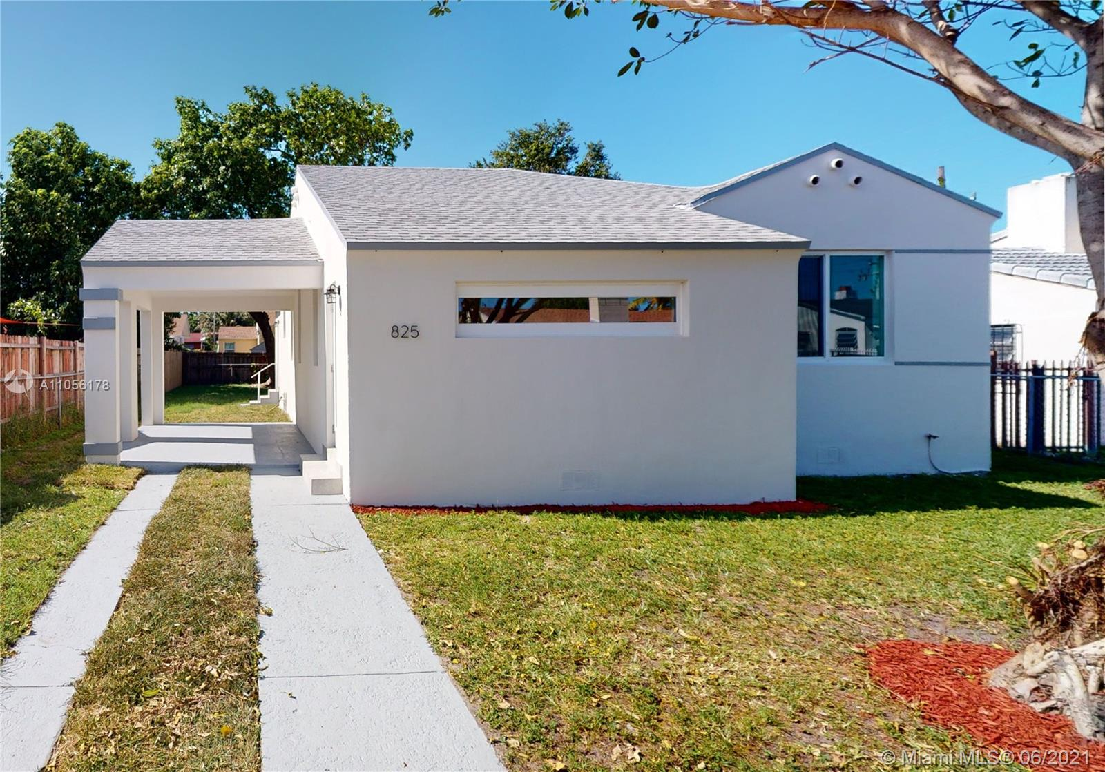 825 NW 75th St  For Sale A11056178, FL
