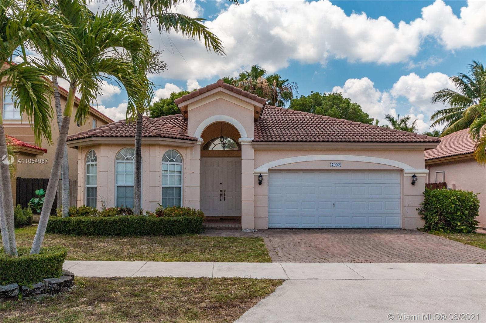 7902 NW 113th Pl  For Sale A11054987, FL