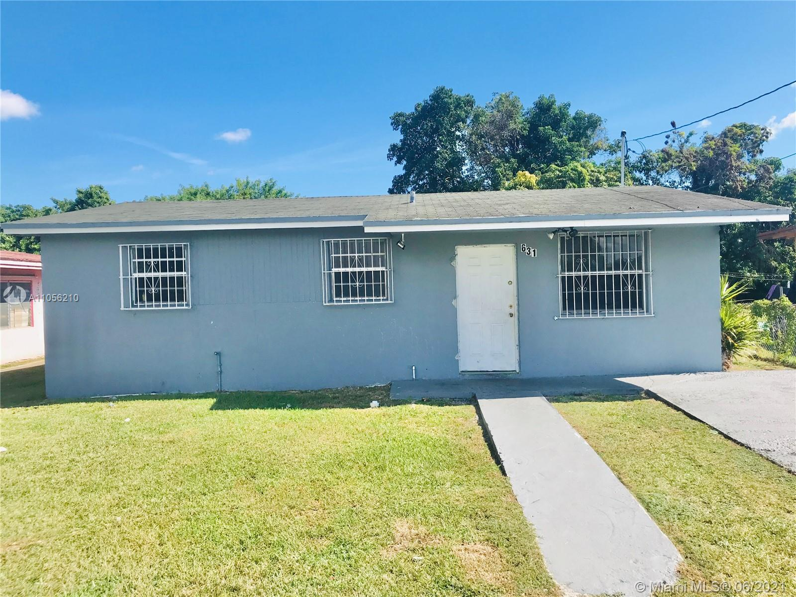 631 SW 12th Ave  For Sale A11056210, FL