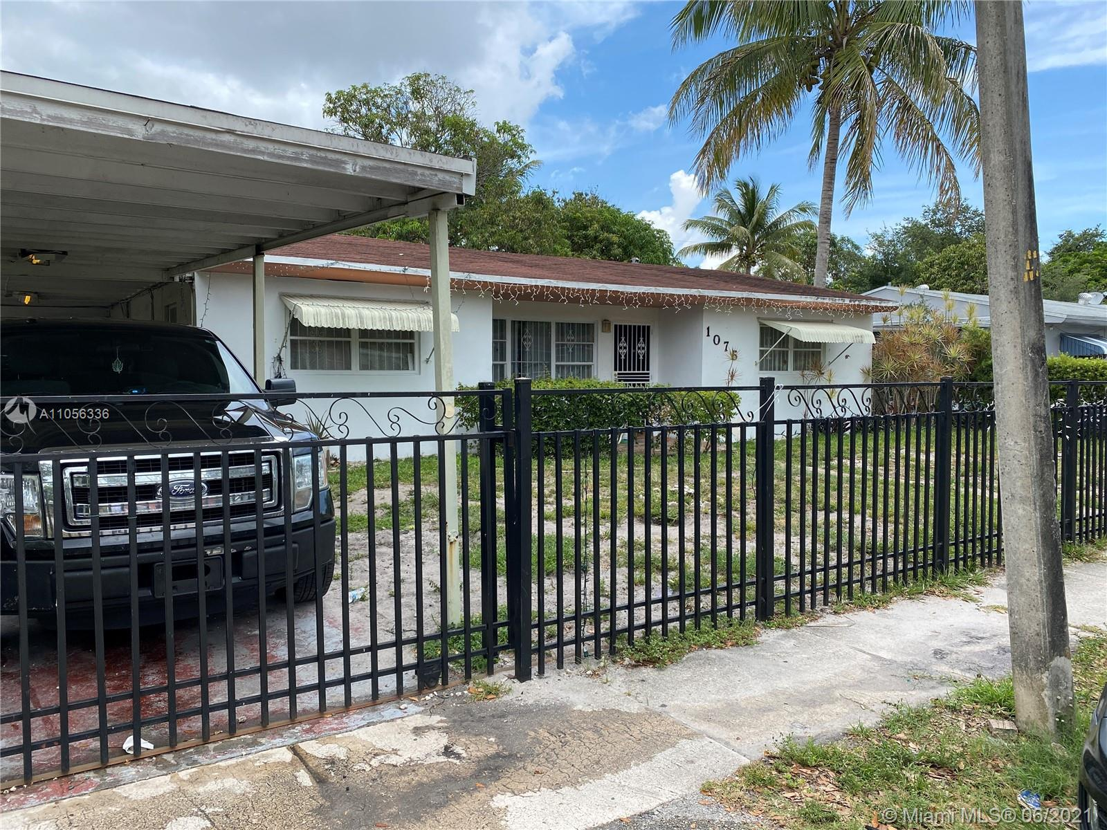 1075 NW 129th St  For Sale A11056336, FL