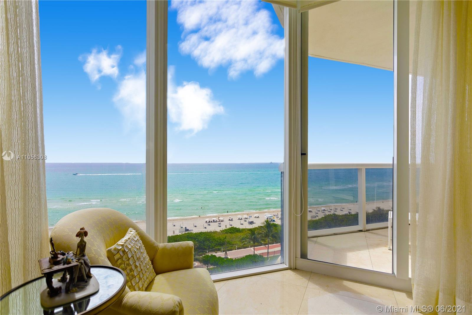 4779  Collins Ave #1002 For Sale A11056308, FL