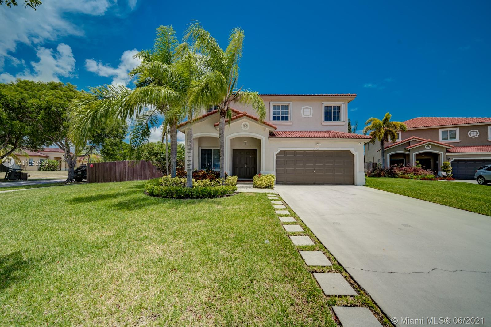 21303 SW 88th Ct  For Sale A11052033, FL