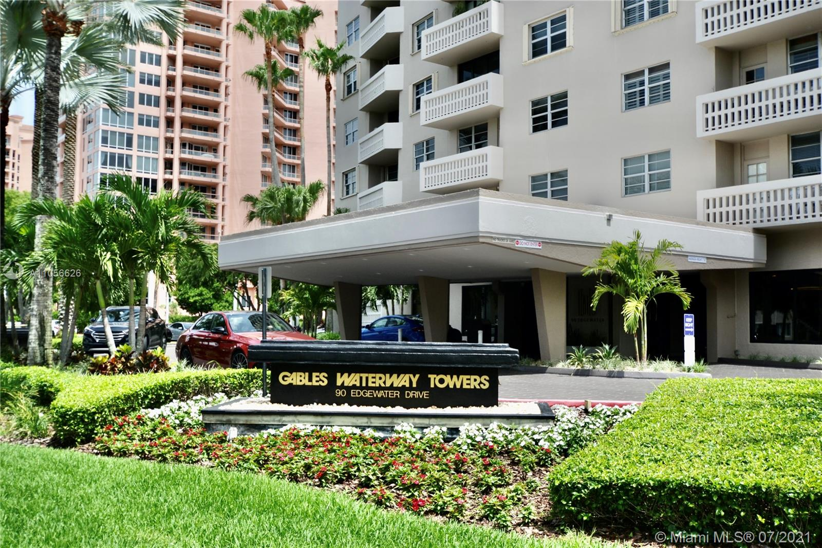 90  Edgewater Dr #316 For Sale A11056626, FL