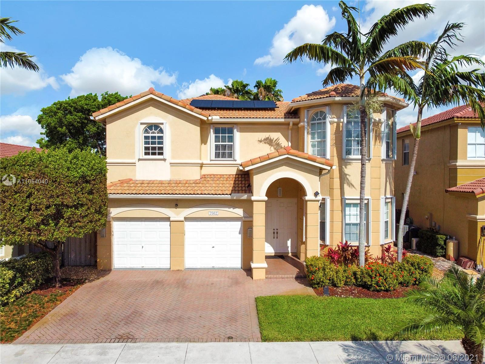 7862 NW 113th Pl  For Sale A11054040, FL