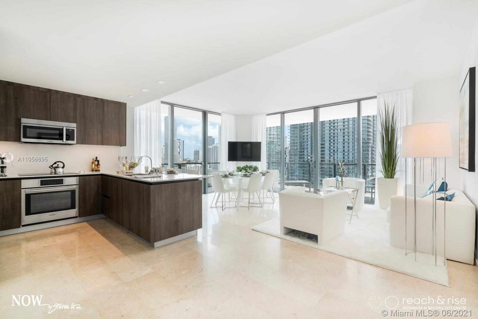 88 SW 7th St #1411 For Sale A11056695, FL