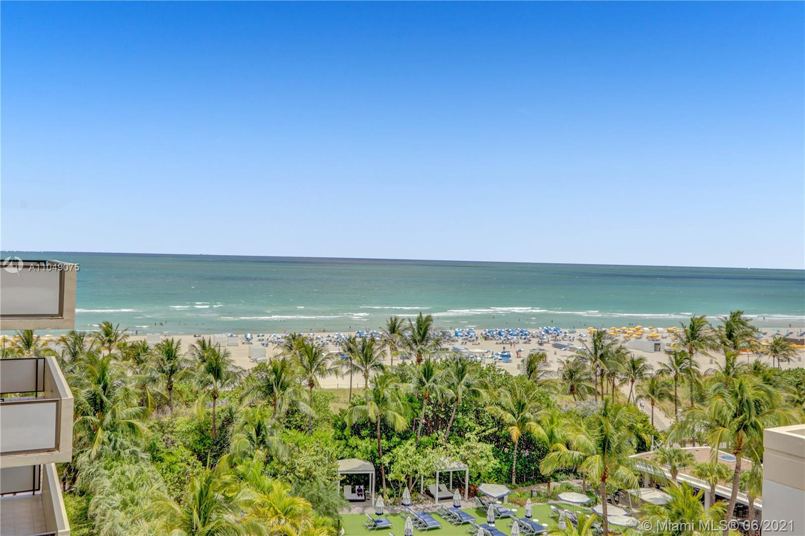 1623  Collins Ave #816 For Sale A11049075, FL