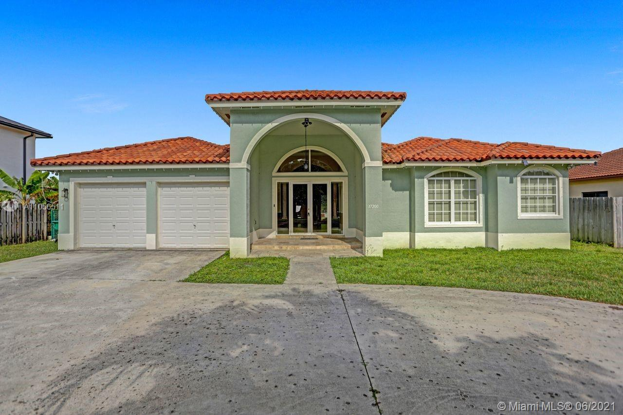17200 SW 92nd Ct  For Sale A11056511, FL