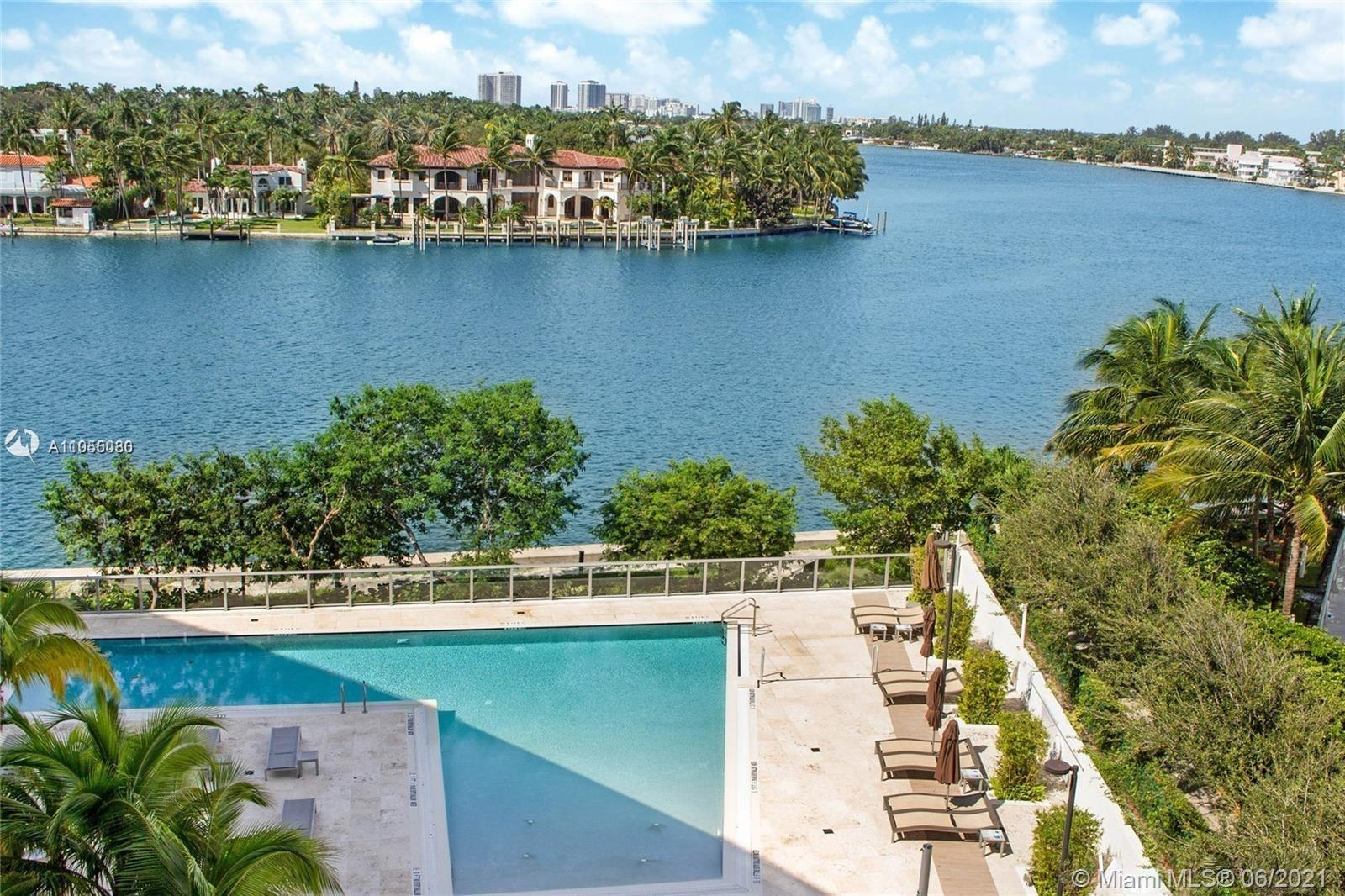 Beautiful 2/2 unit with intracoastal view at Peloro designed by Luis Revuelta, ceramic floors throughout. Kitchen with Granite counter top, and stainless steel appliances. walking distance to the beach. Beautiful lobby and common areas. Apartment may be rented 12 times a year. Amenities include: a grand atrium and waterfalls, waterfront pool, fitness center, valet parking, and concierge.