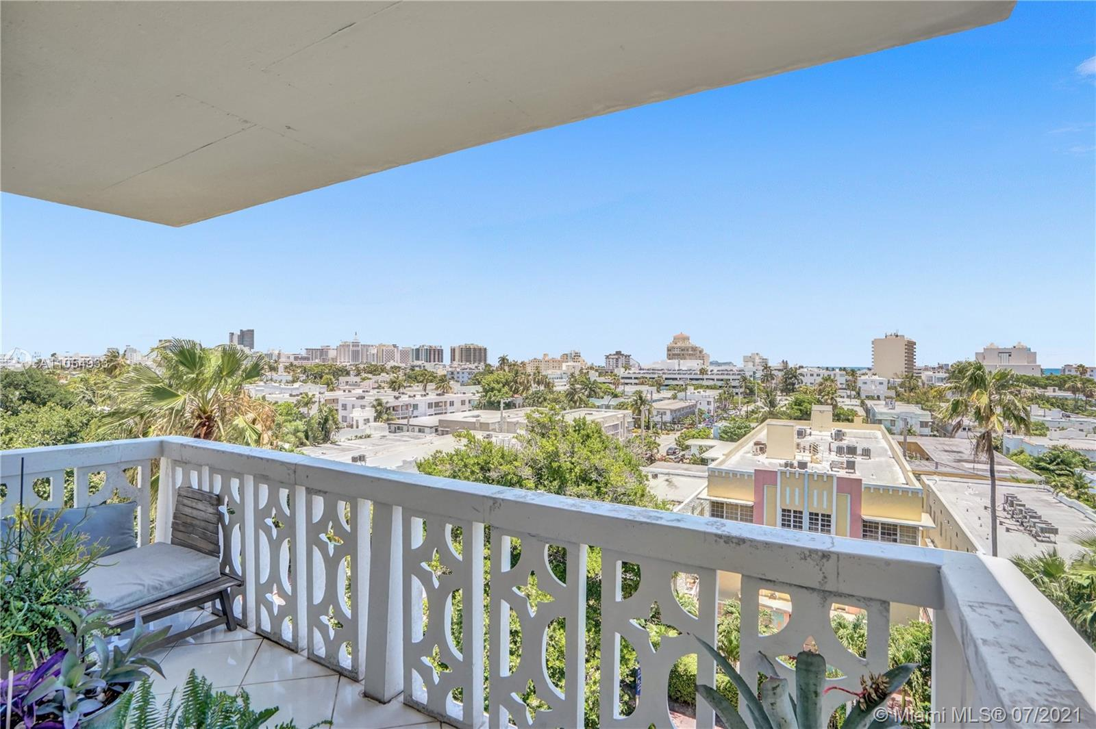 1020  Meridian Ave #710 For Sale A11054933, FL
