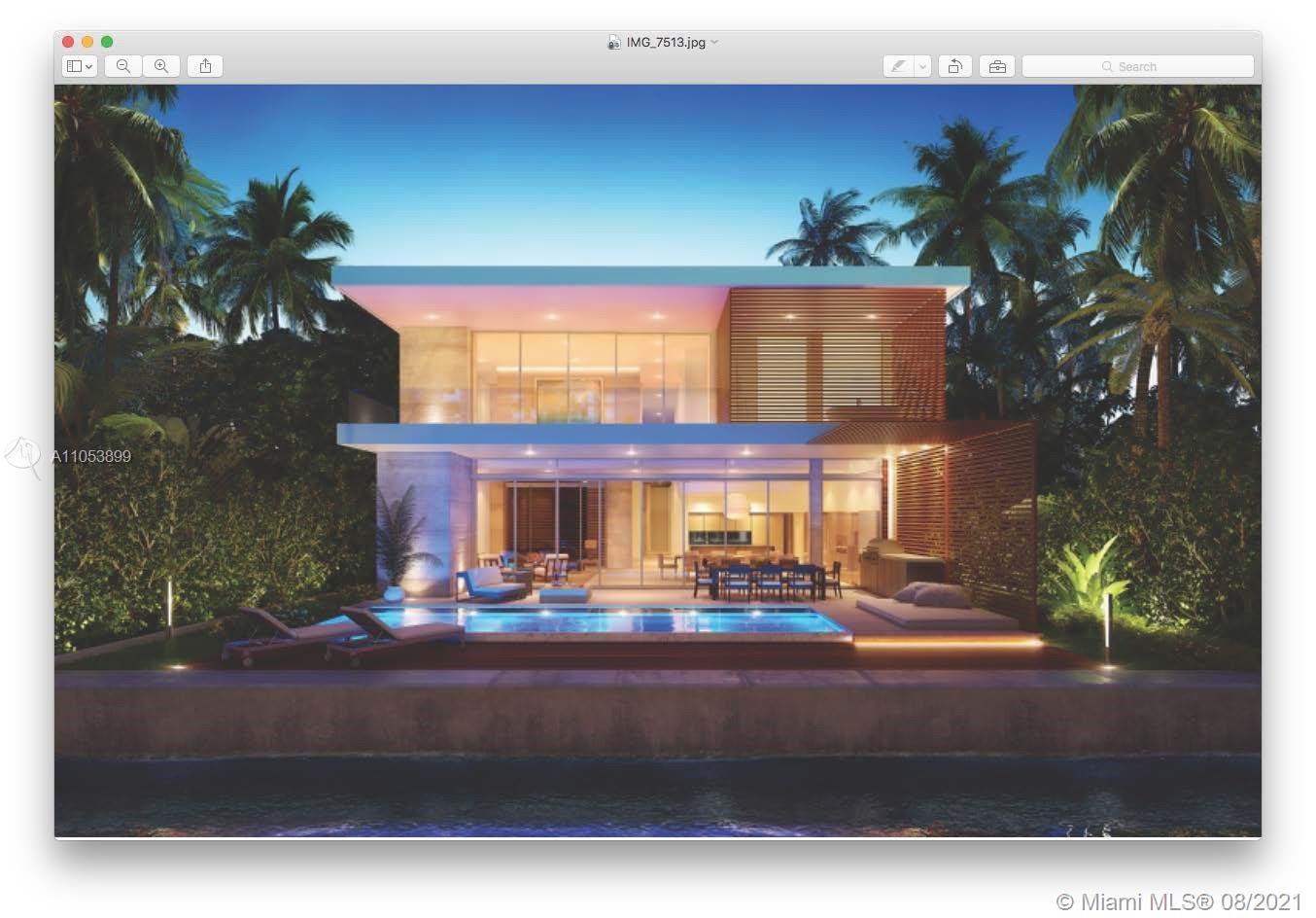 595 N Shore Drive  For Sale A11053899, FL