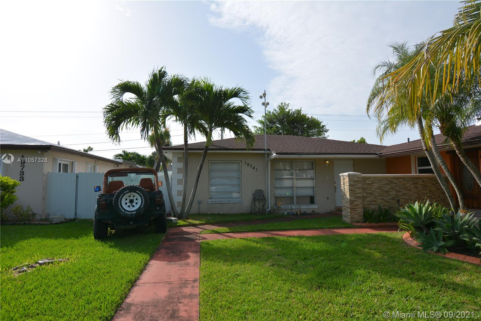 19741 SW 103rd Ct #2 For Sale A11057328, FL