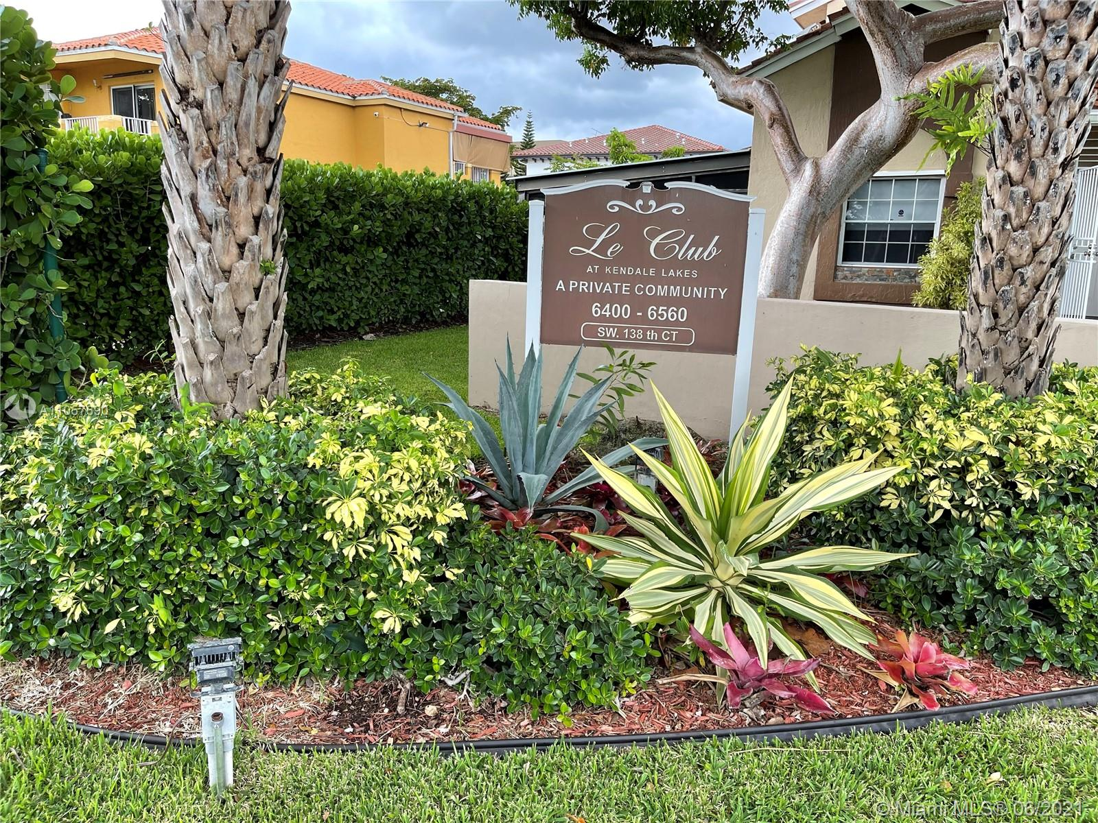 6540 SW 138th Ct #501 For Sale A11057690, FL
