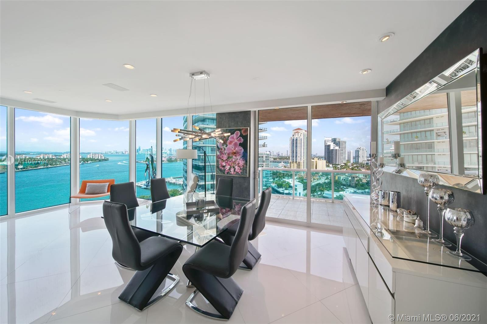 300 S Pointe Dr #1803 For Sale A11057704, FL