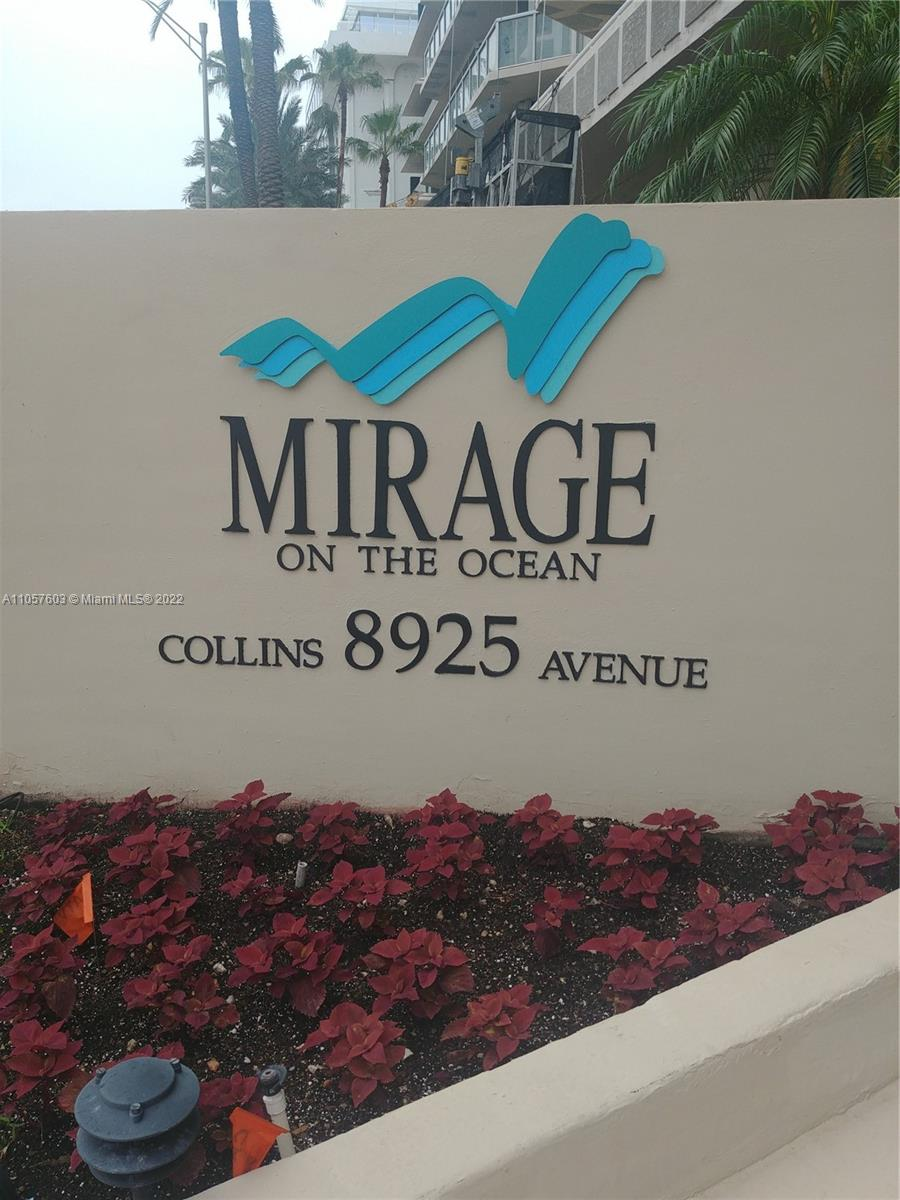 8925  Collins Ave #4B For Sale A11057603, FL