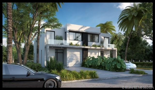 New Construction. Luxuries smart Townhomes centraly located. 4 bedrooms and 4 bathrooms. Open modern kitchen, top-of-the line finishes, high ceilings, all impact windows and stainless steel appliances. 2514 SQ FT under AC and 2899 SQ FT Total with balconies and garage. Serene backyard. Minutes from Coconut Grove, Brickell, Downtown, Coral Gables and the upcoming Grove Central Station and The Underline, which provides walkable access to shopping and dining options, as well as the Miami Metrorail and a landscaped pedestrian pathway to the planned Underline park.